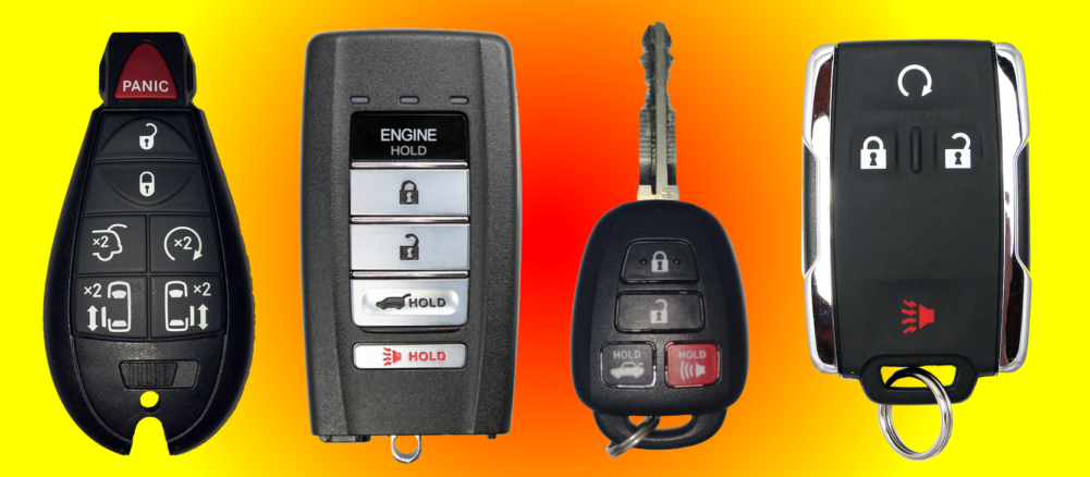 key fobs, clone keys, transponder keys, make a copy of my key
